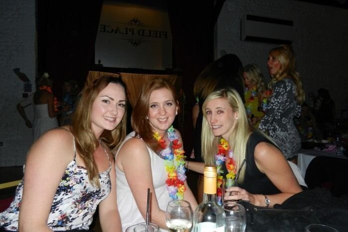 Wedding Celebrations at Sussex NRG Netball Club