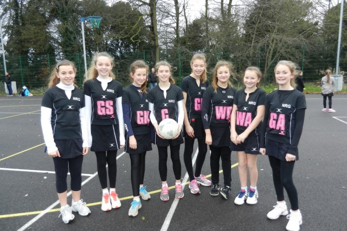 Juniors Favourites at Sussex NRG Netball Club