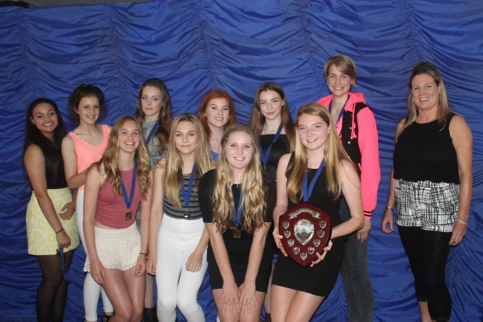 Awards Evening June 2015 at Sussex NRG Netball Club